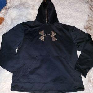 Under armour hoodie xl camo